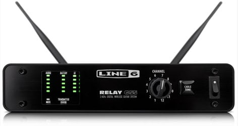 Line 6 Relay G55 Digital Guitar Wireless System RELAY-G55