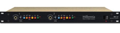 Millennia Media Inc HV-37 Rackmount Microphone & Instrument Preamplifier HV37