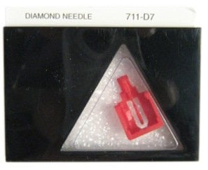 Panasonic 711-D7 Technics Turntable Stylus 711-D7