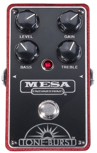 Mesa Boogie Ltd TONE-BURST Clean Boost Guitar Pedal TONE-BURST