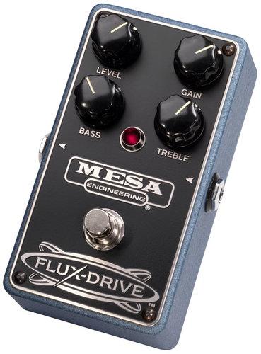 Mesa Boogie Ltd FLUX DRIVE Overdrive+ Guitar Pedal FLUX-DRIVE