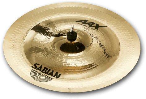 "Sabian 21786XB 17"" AAX X-Treme Chinese Cymbal in Brilliant Finish 21786XB"