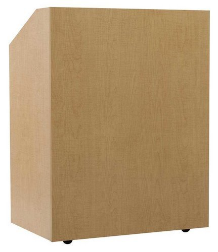 "Soundcraft Systems ML27  27"" Laminate Floor Lectern  ML27"