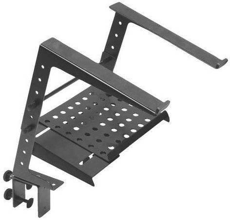 On-Stage Stands LPT6000  Multi-Purpose Laptop Stand with 2nd Tier LPT6000