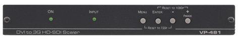 Kramer VP-481 DVI & Audio to 3G HD-SDI ProScale™ Digital Scaler VP481