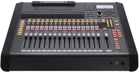 Roland System Group M200i-EXP Audio Mixer 40x22 Digital Mixing System: M-200i 32-Channel Digital Live Mixing Console & S-1608 Digital Snake M200I-EXP