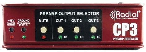 Radial Engineering Cherry Picker Passive Studio Microphone Preamp Selector CHERRY-PICKER