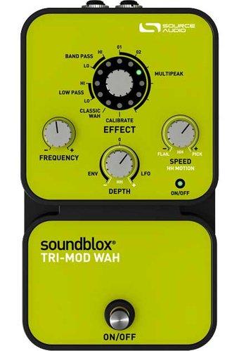 Source Audio SA121 SoundBlox Tri-Mod Wah SA121