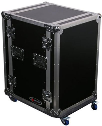 Odyssey FZSRPAR16W 16RU Space Saver Amp Rack Case FZSRPAR16W