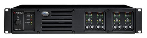 Ashly ne8250.70 8 Channel 250W 70 Volt Power Amplifier NE8250.70