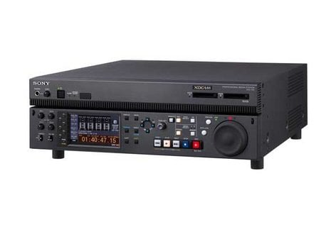 Sony XDS1000 Entry Level Professional Media Station with Dual SxS Card Slots XDS1000