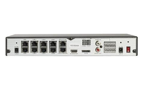 Computar/Ganz NR8HL-4TB  8 Channel 1080P NVR, with 4TB HDD NR8HL-4TB