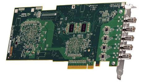 Matrox VS4 Quad HD Capture and ISO Recording Card for Telestream Wirecast VS4