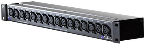 ART P16  16Ch Balanced XLR Patchbay P16