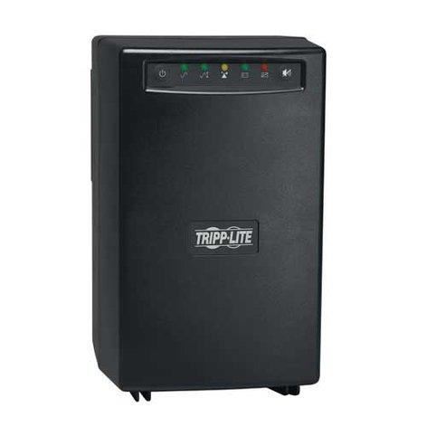 Tripp Lite SMART1500  SmartPro Tower UPS System - Intelligent, Line Interactive Network Power Management System, 1500VA Tower SMART1500