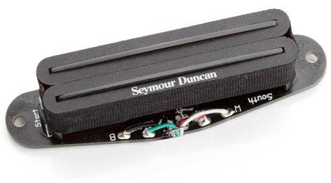Seymour Duncan STHR-1N Hot Rails Rhythm Pickup, No Cover STHR-1N