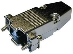 BTX Technologies CD-9709HM  D-Sub Metal Hood,  with 7mm CableOD CD-9709HM