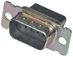 BTX Technologies CD-9809M  9-Pin(m) Crimp-Style D-Sub Connector CD-9809M