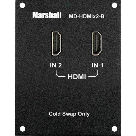 Marshall Electronics MD-HDIX2-B  2 Channel HDMI Input Module (Type B) MD-HDIX2-B