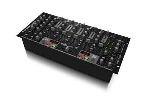 Behringer VMX1000USB 7-Channel RackMount DJ Mixer with BPM Counter & VCA Control VMX1000USB