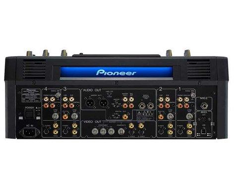 Pioneer DJM-2000nexus 4-Channel Professional Performance DJ Mixer DJM2000NXS