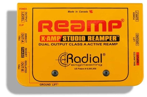 Radial Engineering X-AMP Active Re-Amplifier X-AMP