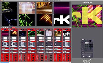ADJ MediaMaster Express Video Control Software MEDIA-MASTER-EXPRESS
