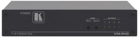 Kramer VM-4HC 1:4 HDMI Distribution Amplifier VM4HC