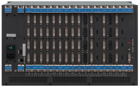 Kramer VS-3232DN 4x4 to 32x32 Modular Multi-Format Digital Matrix Switcher VS3232DN
