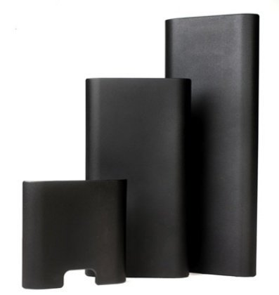 """Premier Mounts CMP Lightweight Cover Pack for Carts & Stands: 3x 6"""", 3x 12"""", 3x 16"""" Covers CMP"""