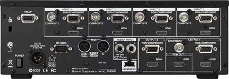 Roland System Group V-40HD Multi-Format HD Video Switcher V-40HD