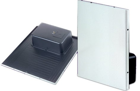 Bogen Communications CSD2X2VR  2'x2' Ceiling Speaker, with Recessed Volume Control CSD2X2VR