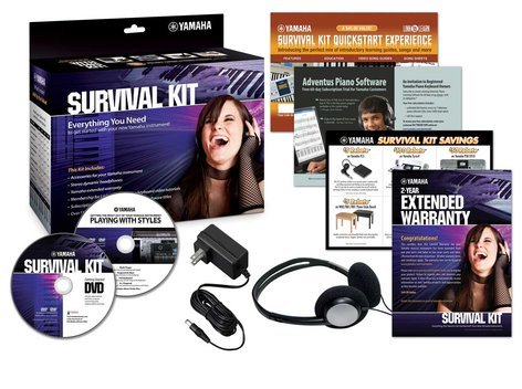 Yamaha SKC2 Survival Kit for the NPV80/DD65 SKC2