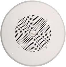 """Bogen Communications ASWG1-DK  8"""" Ceiling Speaker, with Grille, White ASWG1-DK"""