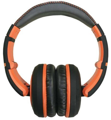 CAD Audio MH510OR ions Stereo Headphones with Detachable Cable in Black & Orange MH510OR