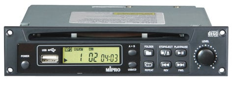 MIPRO 8CD0030  CD/USB/MP3 Player Module with Remote for MA909 8CD0030