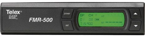 Telex FMR500-A  UHF Synthesized Wireless Receiver FMR500-A