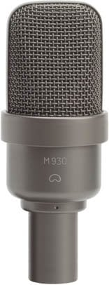 Microtech Gefell M930-MATCH-PAIR Matched Pair of Cardioid Condenser Microphone M930-MATCH-PAIR