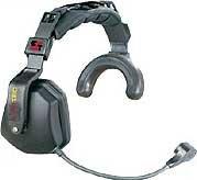 Eartec Co US4XLRF Ultra Single Headset, 4Pin XLRF US4XLRF