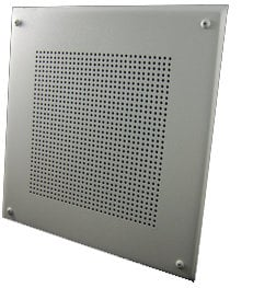 Advanced Network Devices IPSWS-FM-IC Singlewire InformaCast-Compatible Flush-Mount IP Speaker IPSWS-FM-IC