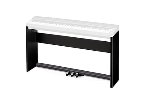 Casio PRIVIA-PAC-2BK CS67 Keyboard Stand with SP33 Pedalboard for PX-130/330 PRIVIA-PAC-2BK