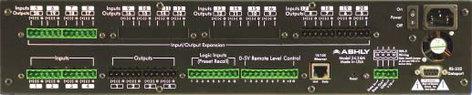 Ashly ne24.24M-8X4 Networkable Matrix Processor NE24.24M-8X4