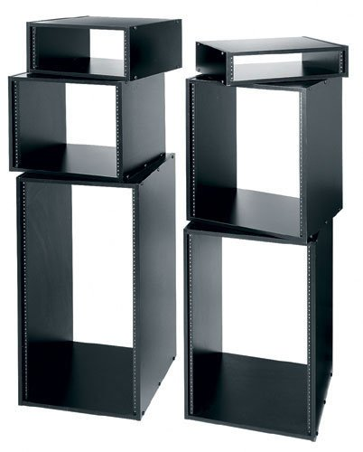 """Middle Atlantic Products RK8 Rack (8 Space, 14"""" Tall, 16"""" Deep) RK8"""