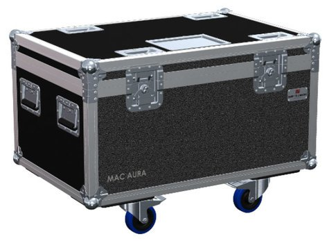 Martin Professional 91515020 6-Unit Flightcase for MAC Aura MAC-AURA-FLIGHTCASE