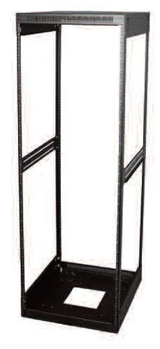 """Lowell LXR-1426 14 RU (26.25""""D) LXR Knock-Down Rack LXR1426"""