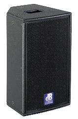 """DB Technologies F-8  8"""" 200W 2-Way Powered Speaker F-8"""