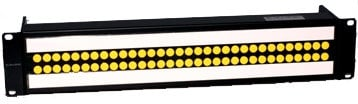 Canare 32MD-ST 2x32 Normalled 1RU Video Patchbay 32MD-ST
