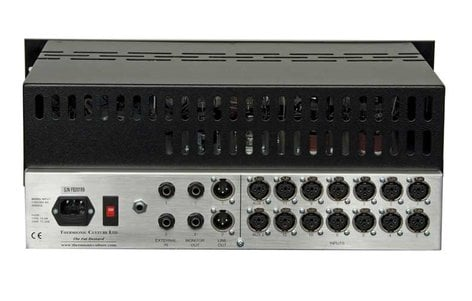 Thermionic Culture Fat Bustard Mk II 14-Channel Valve Mixer FAT-BUSTARD-II