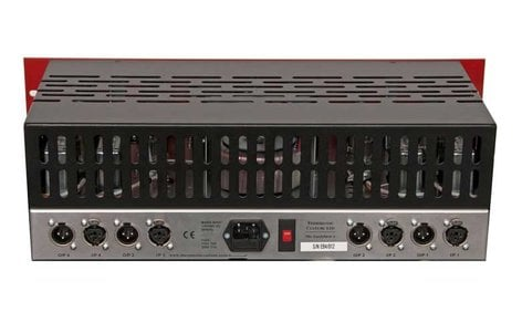 Thermionic Culture EARLYBIRD-4 4 Channel Preamp with EQ EARLYBIRD-4