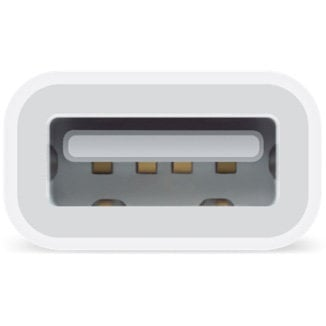 Apple LIGHT-USB-CAM-ADP Lightning to USB Camera Adapter  (MD821ZM/A) LIGHT-USB-CAM-ADP